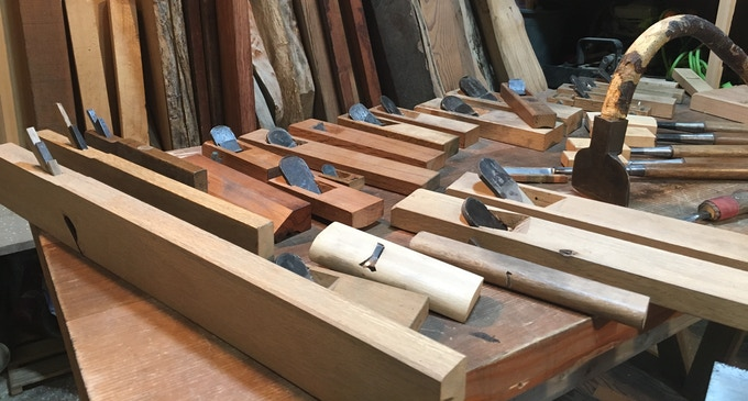 Study Woodworking in Japan! by Takami Kawai 河井 尊臣