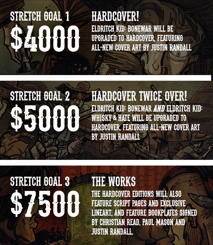 Stretch Goals!