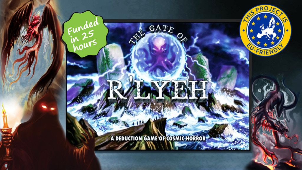 The Gate of R'lyeh project video thumbnail