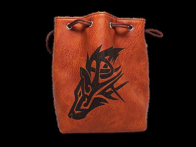 Celtic Wolf Design