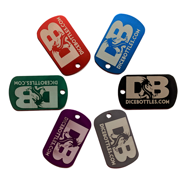 Keychain colors