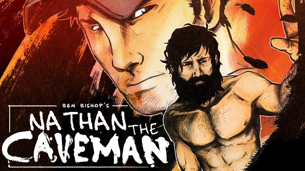NATHAN THE CAVEMAN - 10 year anniversary edition project video thumbnail