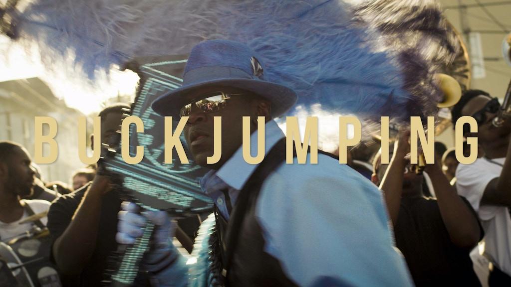 Buckjumping project video thumbnail