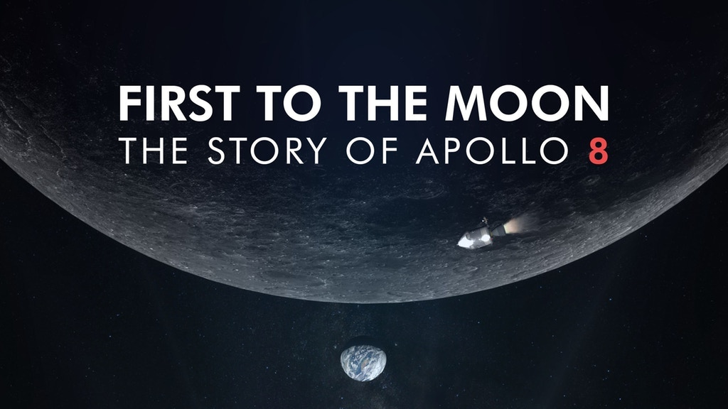 First to the Moon - Documentary on Apollo 8 | Round 2 project video thumbnail