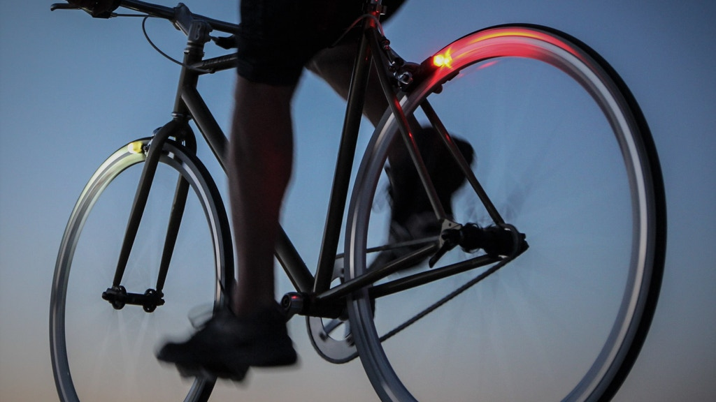 Magnic Microlights: BikeLights with Magic non-contact Energy