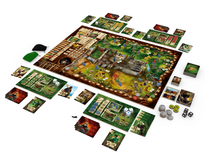 Robin Hood and the Merry Men by Final Frontier Games