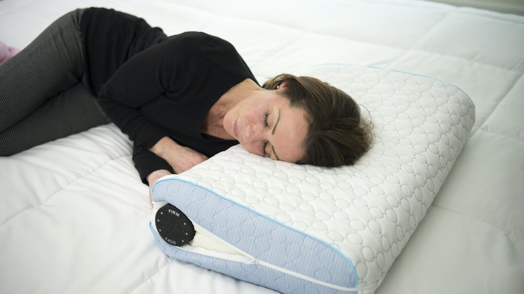 The ComfortAdjust Pillow-Neck support like no other pillow! project video thumbnail