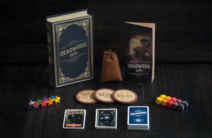 %name Diceland obserwuje Kickstarter #30