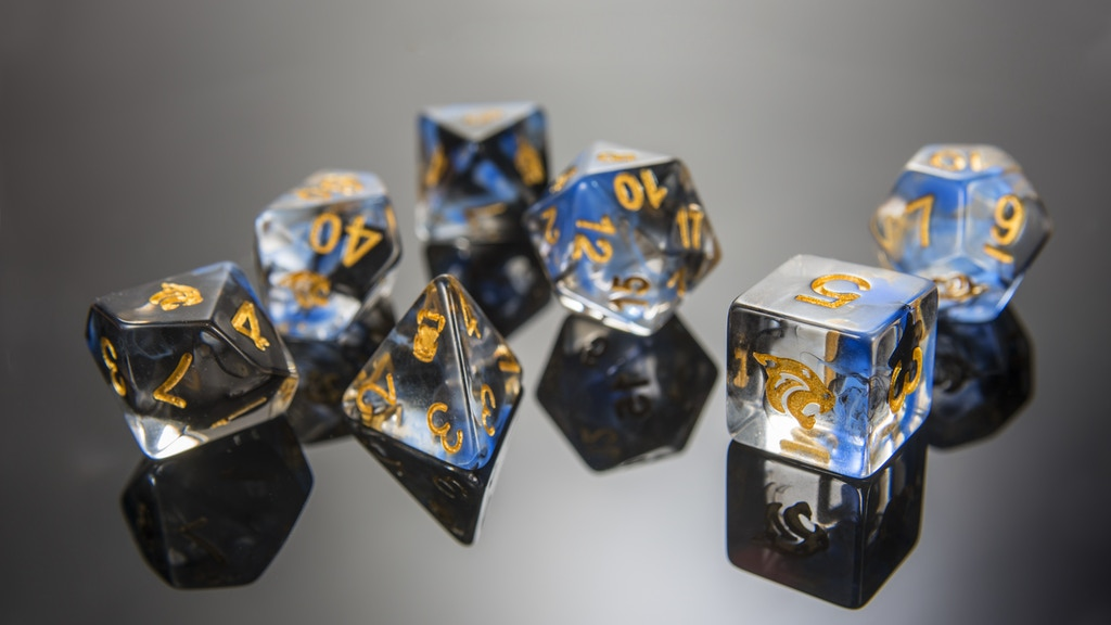 The 'Spirit Of' Dice Range Series 2 by Critit project video thumbnail