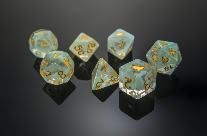 Turtle Spirit Dice