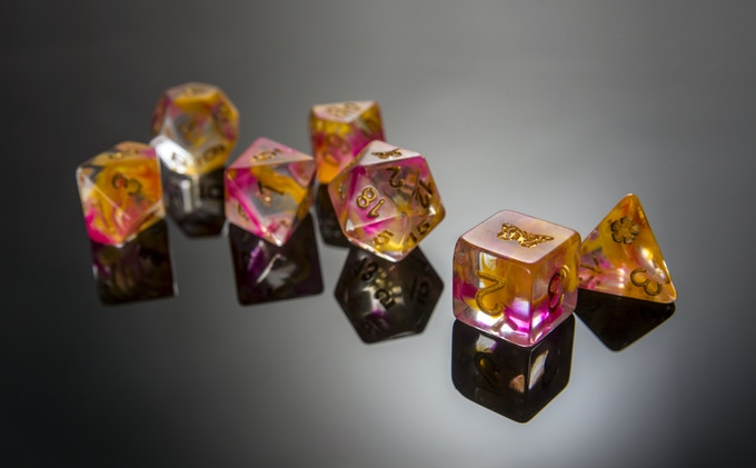 Butterfly Spirit Dice