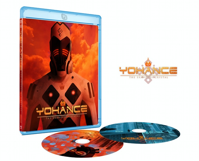 Yohance & the Ekangeni Crystal Blu Ray