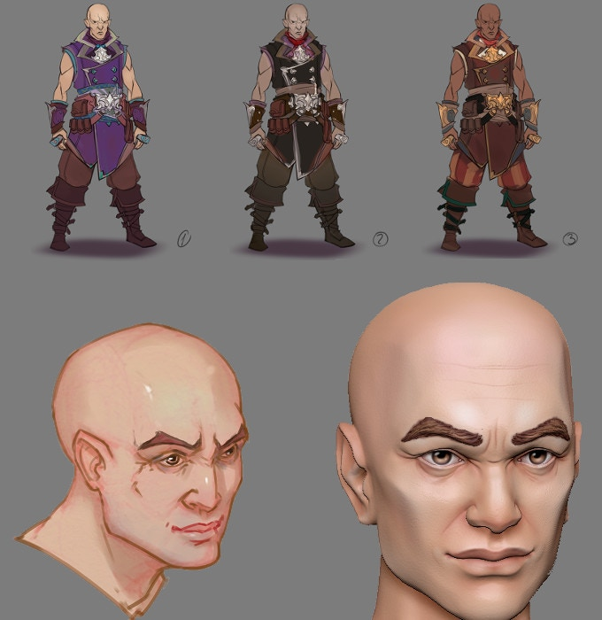 Early concepts of Moroch