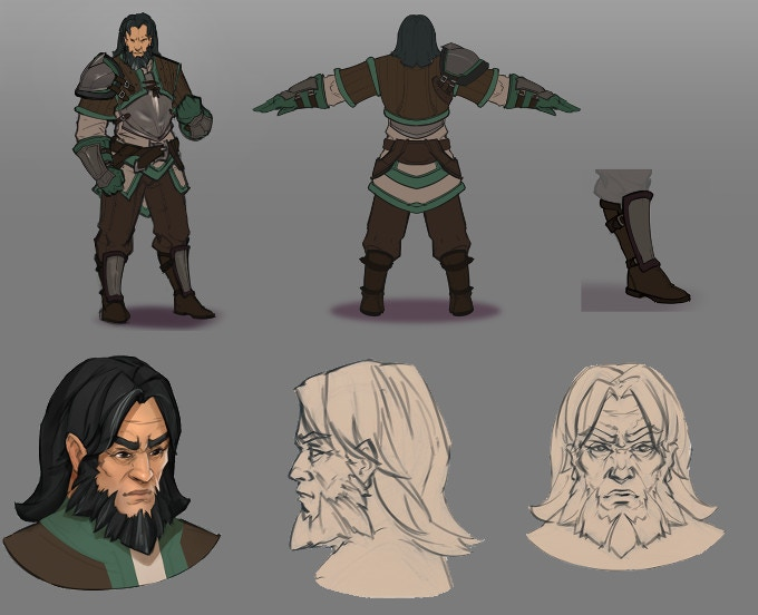 Early concepts of Apolith
