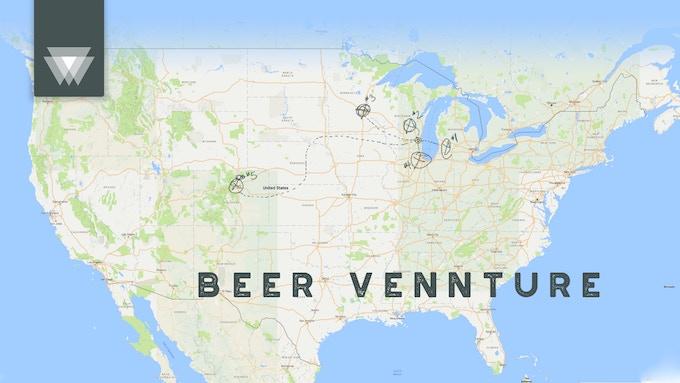 Vennture Brew Company by Vennture Brew Co — Kickstarter