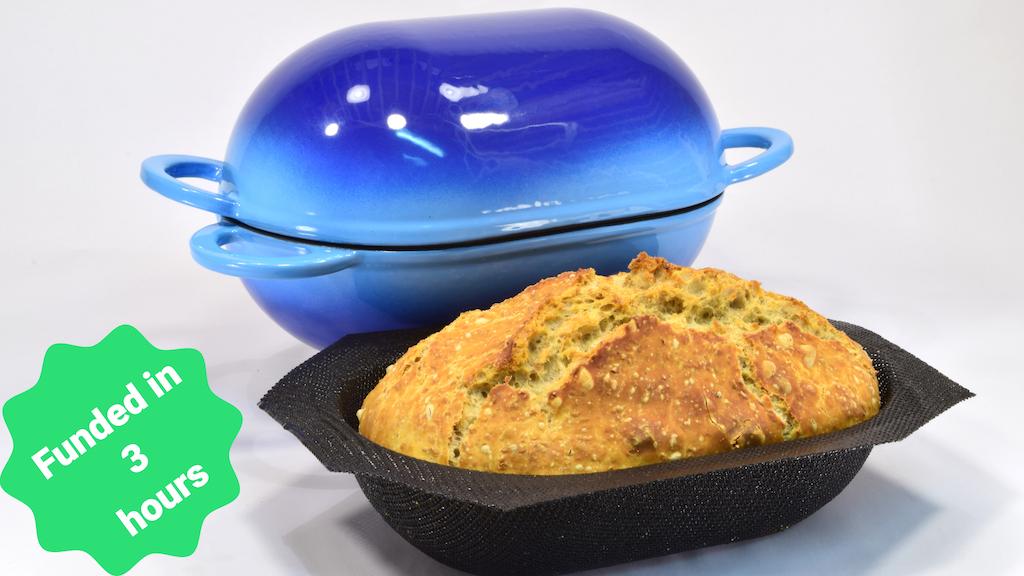 LoafNest : World's Easiest Artisan Bread Kit project video thumbnail
