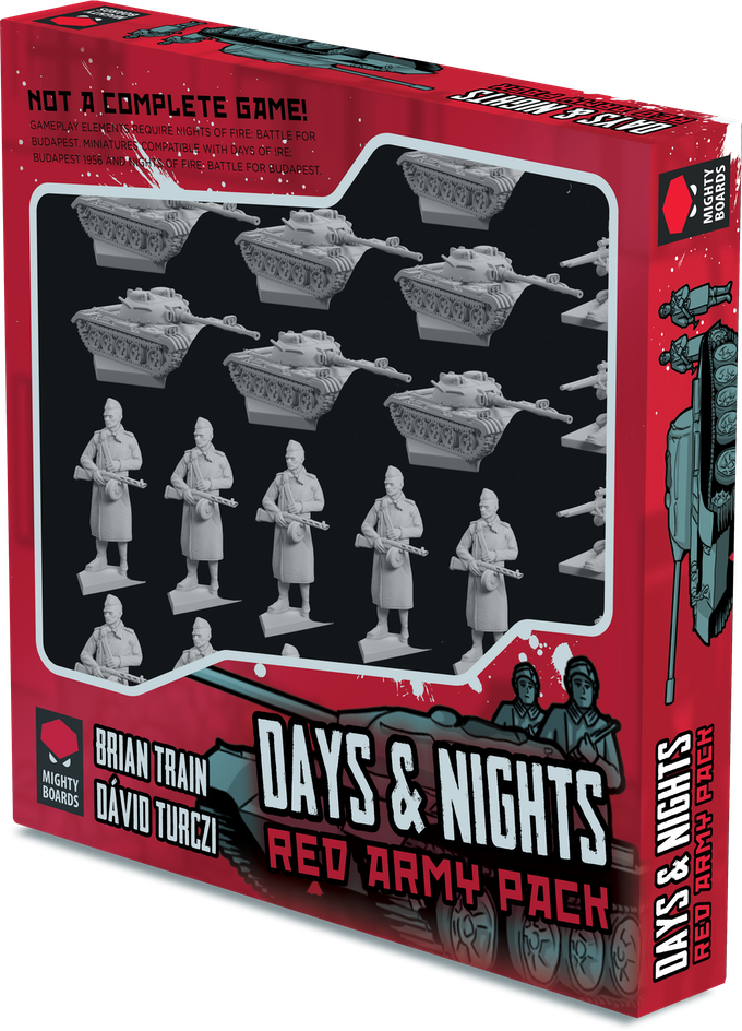 Nights Of Fire By Mighty Boards Kickstarter