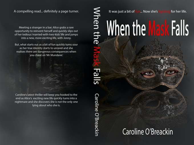 When the Mask Falls Cover Art