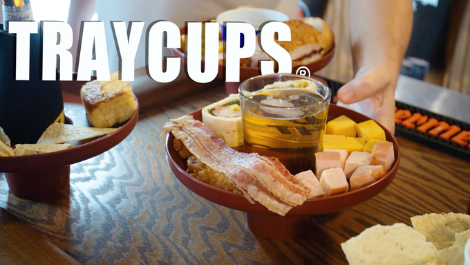 Tray + Cup = TrayCups