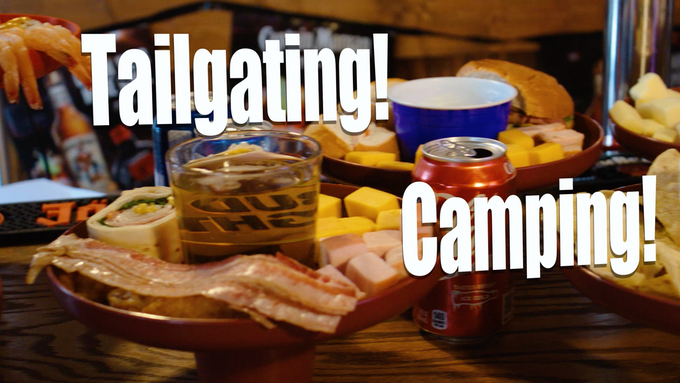 Tailgates, Camping, NASCAR, NFL Games, College Football, Soccer, Rugby, Formula One, or anywhere food and beverage are enjoyed!