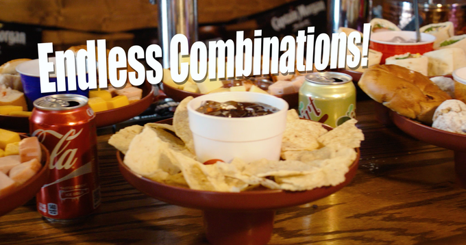 Endless Combinations!