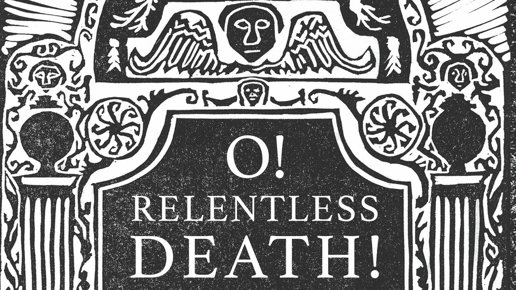 O! Relentless Death: Celebrities, Loss and Mourning project video thumbnail