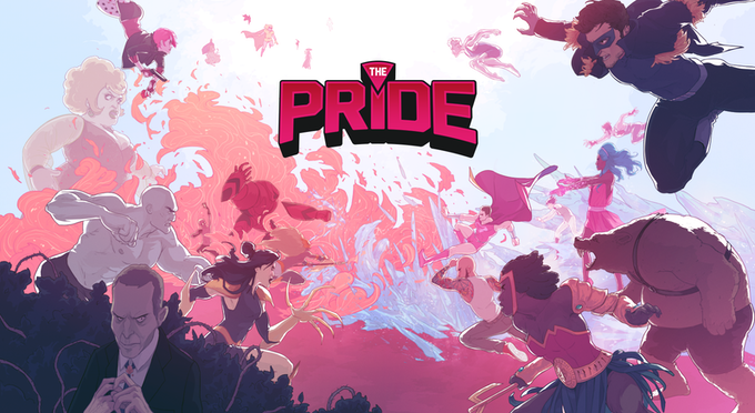 Cover Art for The Pride Vol 1 Collected Edition by Ricardo Bessa