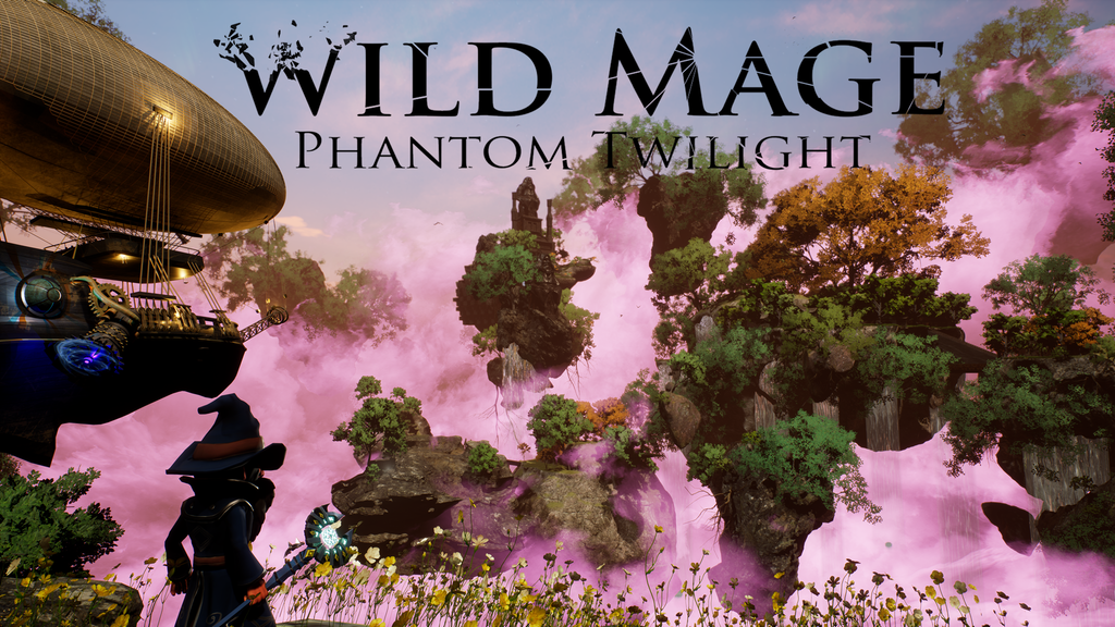Wild Mage - Phantom Twilight project video thumbnail