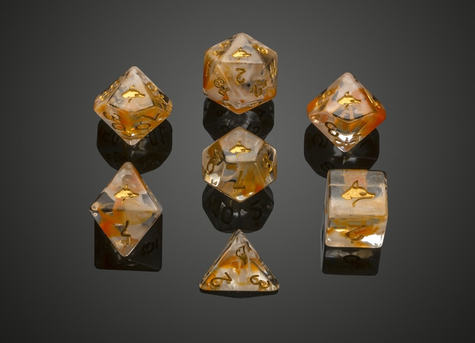 Fox Spirit Dice