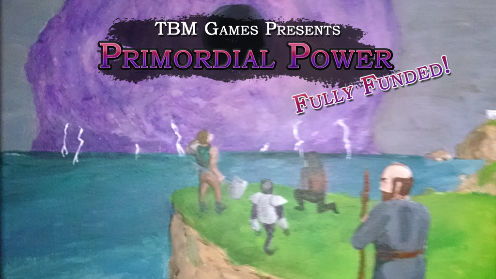 Primordial Power: Apocalyptic Magic for 5E project video thumbnail