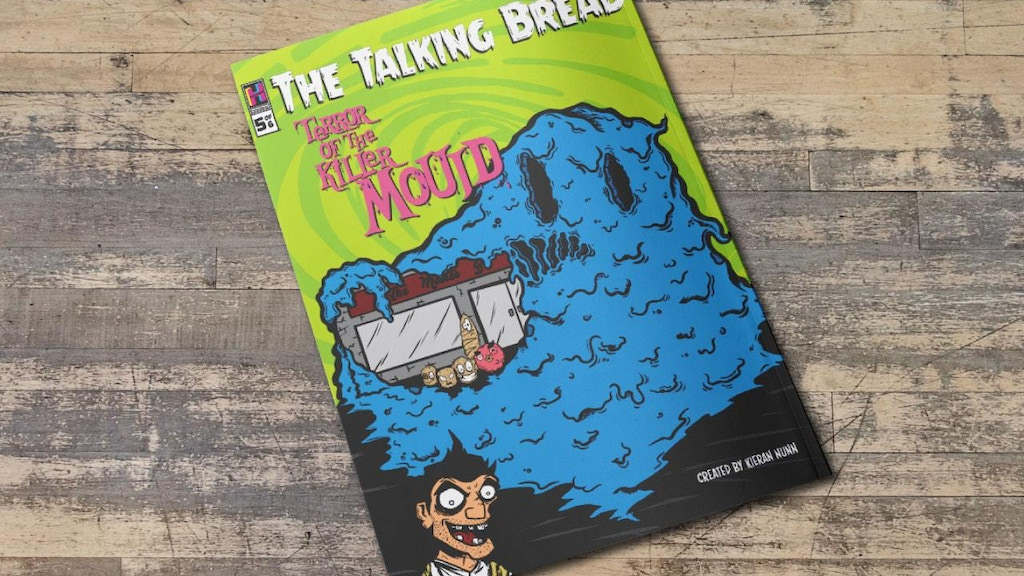 Terror of the Killer Mould - Issue 5 of The Talking Bread project video thumbnail