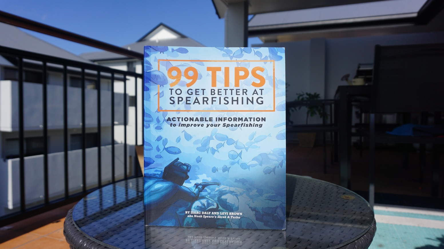 99 Tips to Get Better at Spearfishing is the ultimate spearfishing book. Sourced from 3 years interviewing the worlds best spearos.