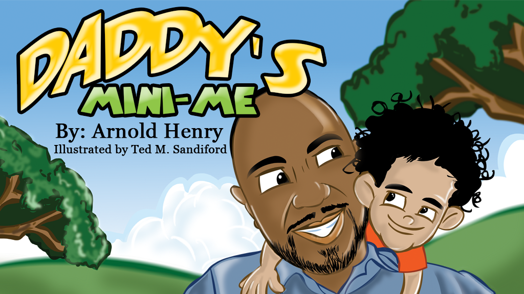 Daddy's Mini Me: Children's Book For All Fathers & Toddlers