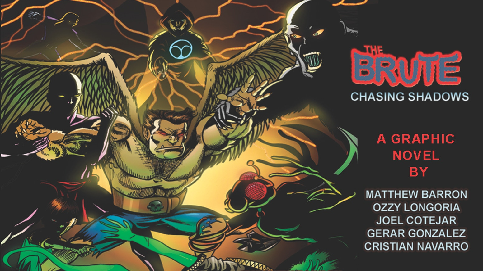 I want to have copies of my latest 168 page full color graphic novel in time for Indiana Comic Con on March 30th