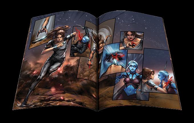MERAKI #2 Inside Pages