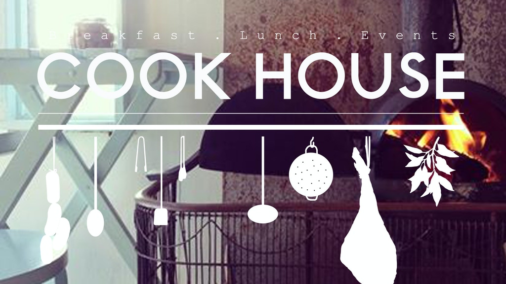 Cook House - A New Home