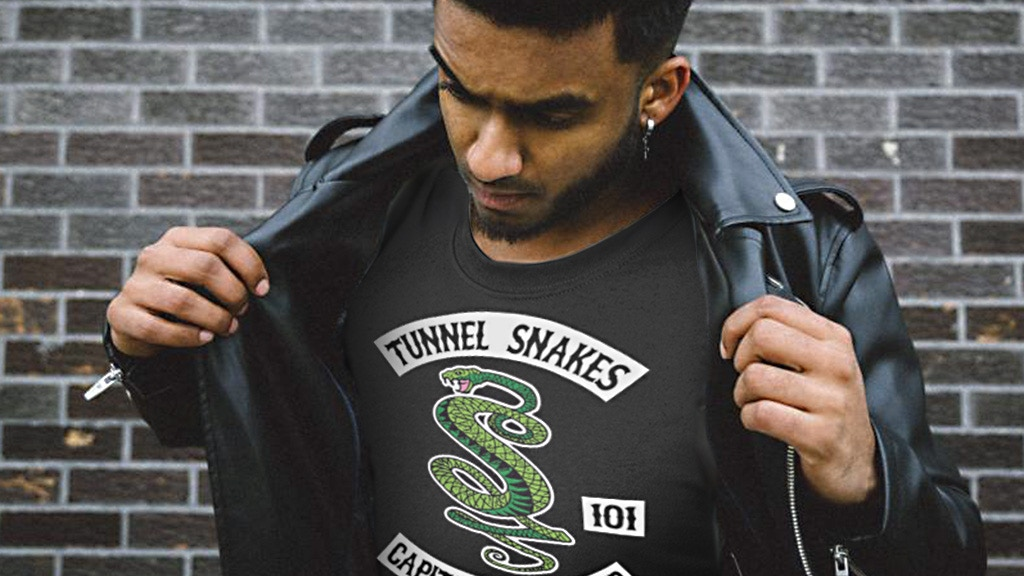 Project image for Tunnel Snakes T-Shirt