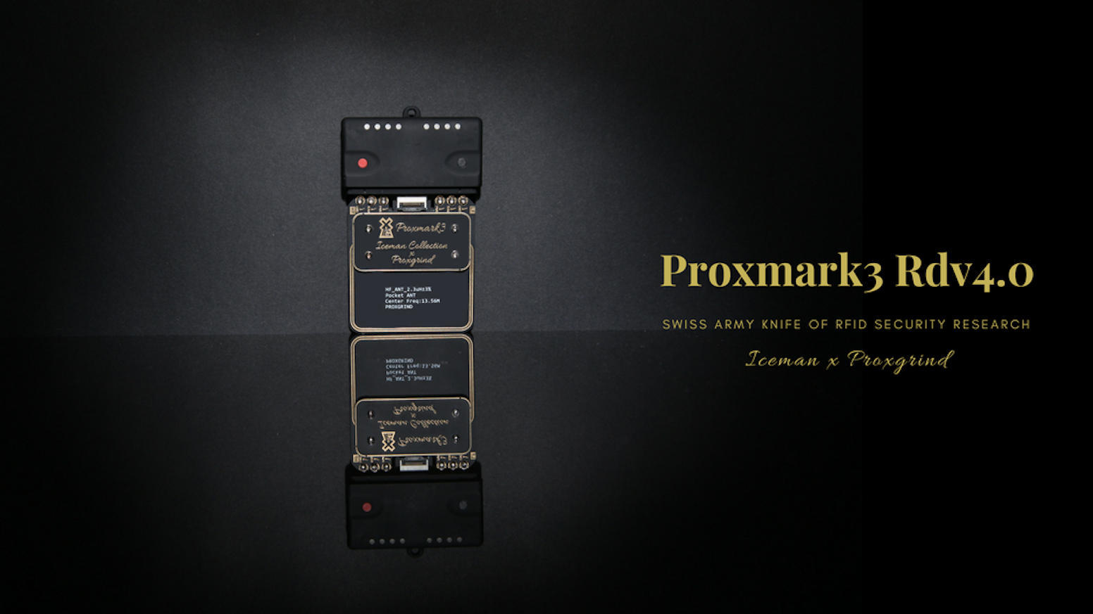The Best Proxmark3 You Ever Heard Of!