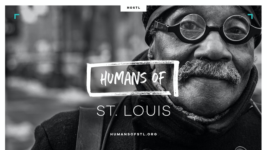 Humans of St. Louis: The Book