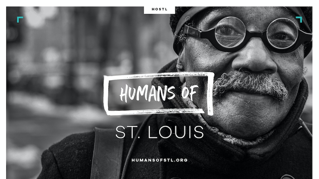 Humans of St. Louis: The Book project video thumbnail