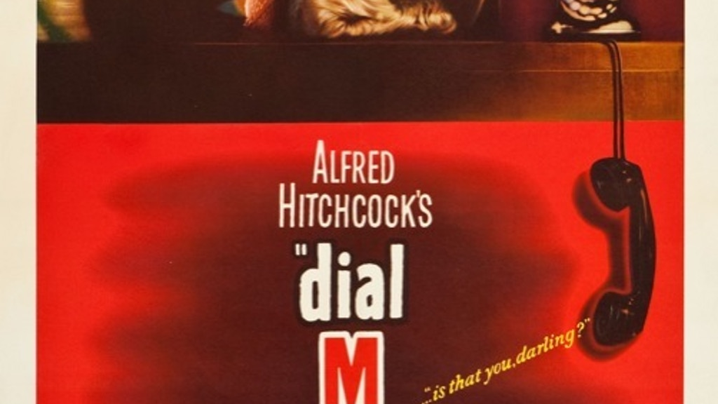 DIAL M FOR MURDER Film Score Recording project video thumbnail