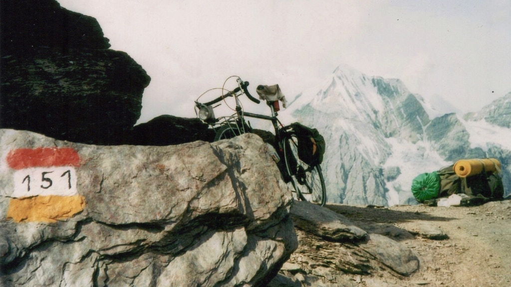 Rough Stuff Cycling in the Alps guide book project video thumbnail