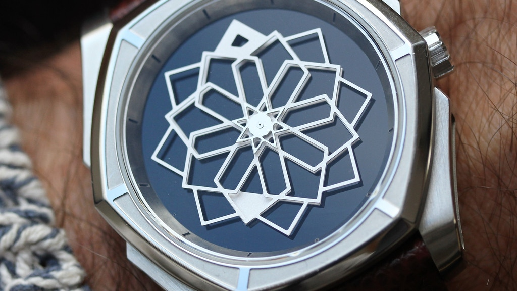 MUSE Swiss Art Watches - Art in movement project video thumbnail