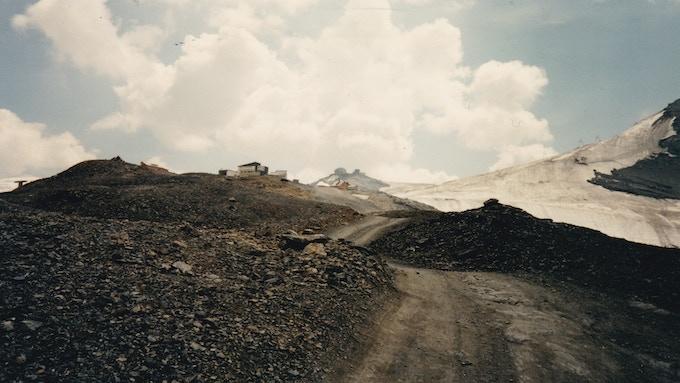 Above the Passo dello Stelvio, 1990