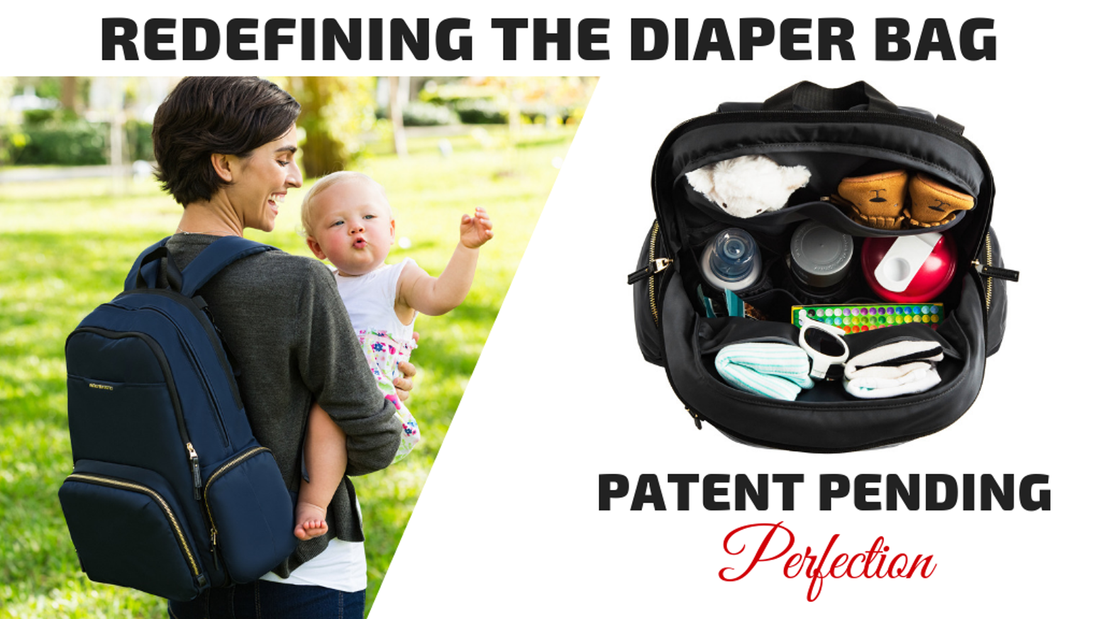 538ae72b0c The Mommy Bag: The Smart Baby Diaper Bag by Ethan & Emma by Ethan ...