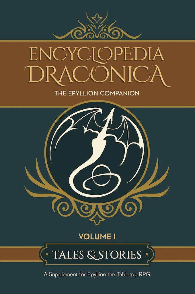 Epyllion, a Dragon Epic RPG by Marissa Kelly » The Encyclopedia