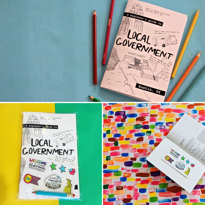 "Introducing... ""A Beginner's Guide To Local Government."""