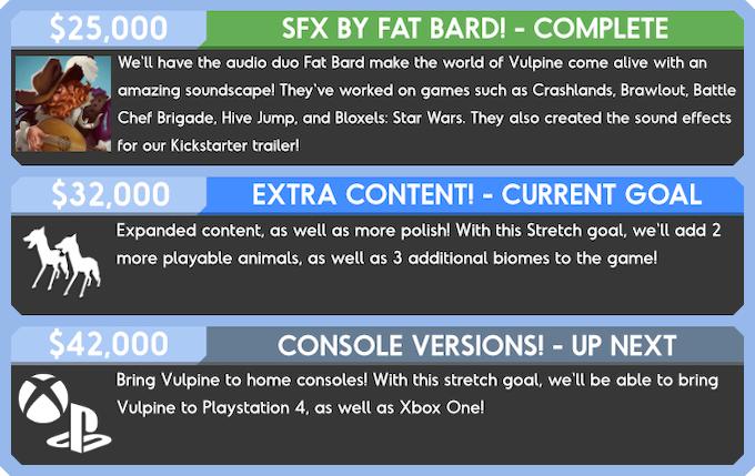Vulpine: Be a Fox with a Sword! by Clockwork Giant Games — Kickstarter