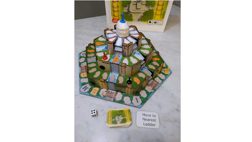 Emohbi-A Choose Your Path Strategy Game for the Whole Family