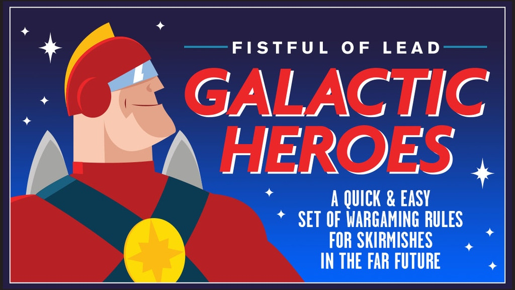 Galactic Heroes project video thumbnail